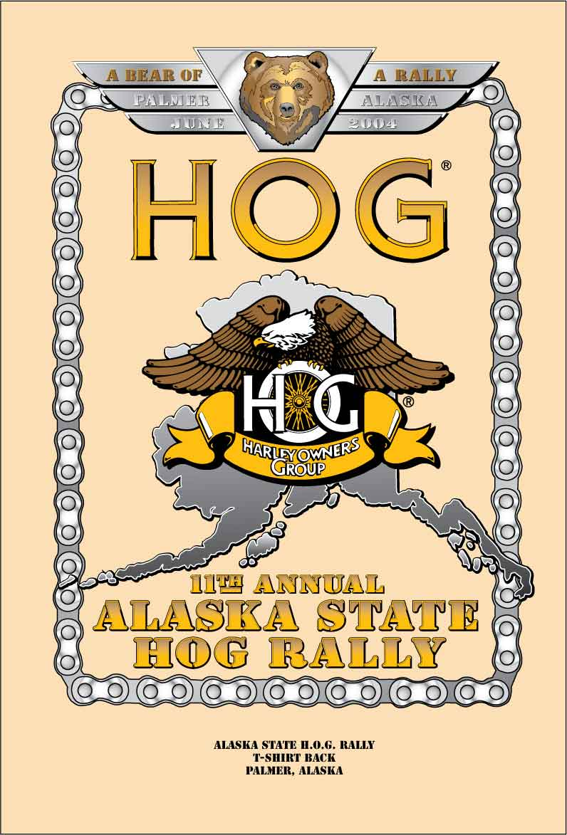 2004 AK HOG Rally back