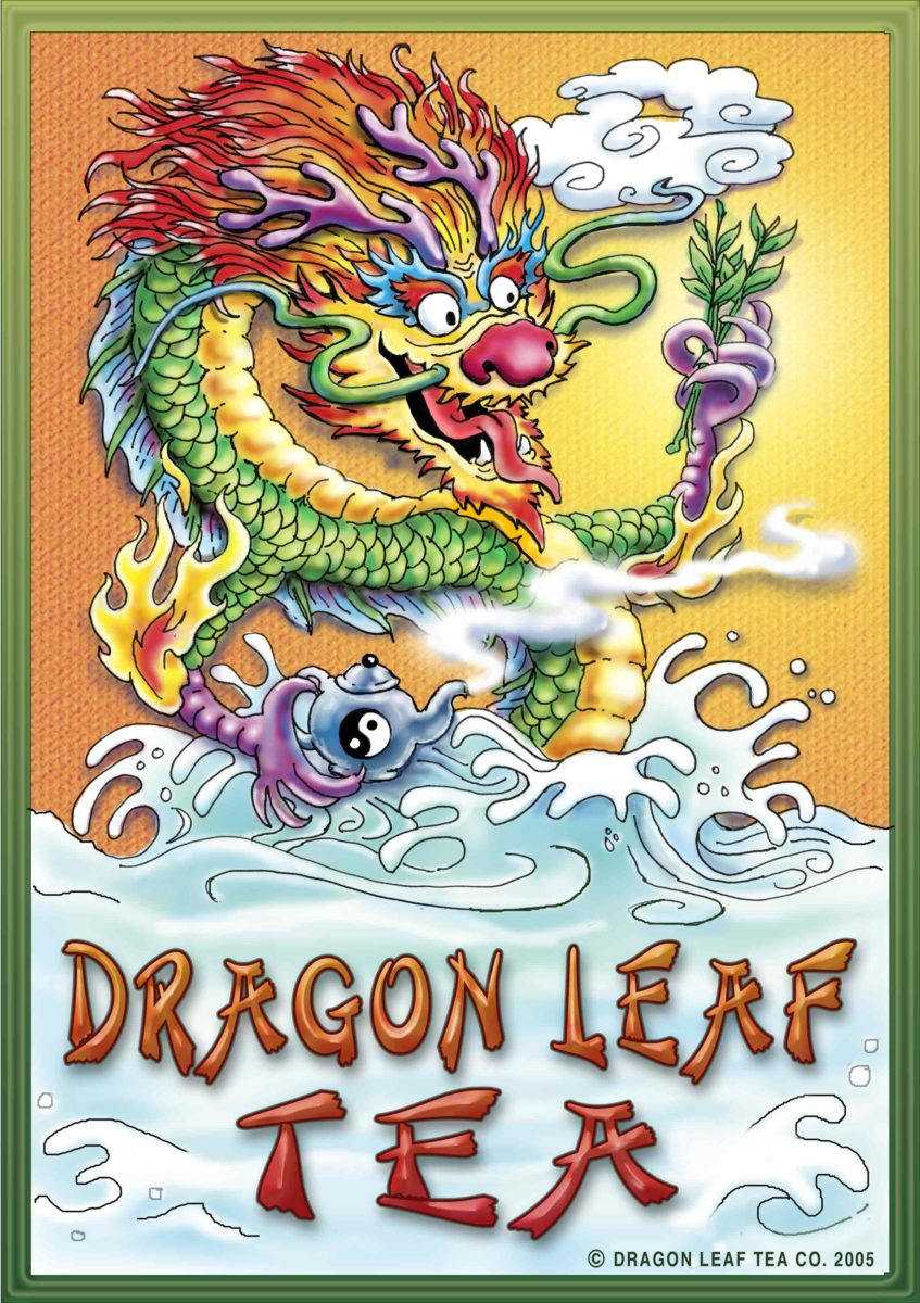 Dragon Leaf Tea
